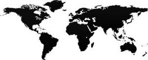 wereldwijde levering,